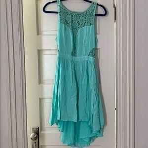 BCBG backless dress
